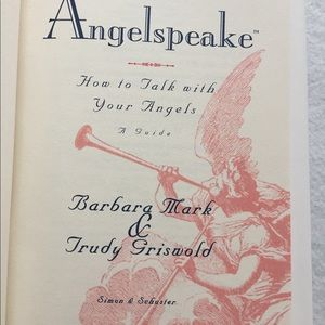 Other - Angel Book and Talus McConnell Angel Mug
